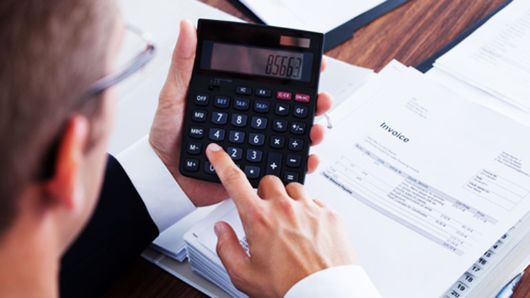 Calculator and tax forms - Mously Tax Preparation